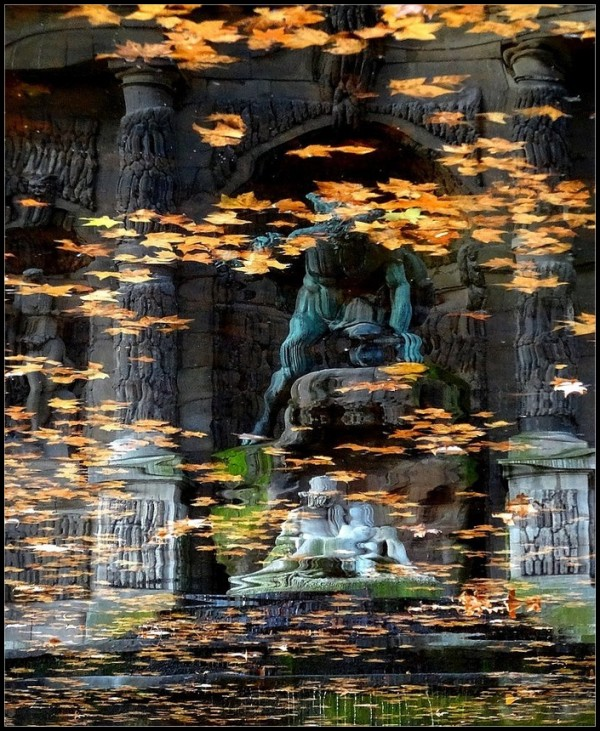 La fontaine des amoureux ~  2