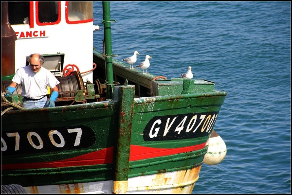 Fanch ou le retour du pêcheur