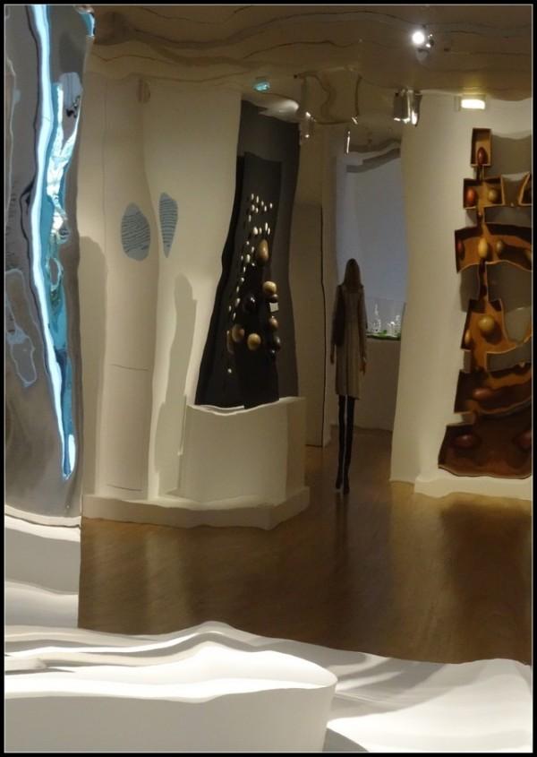 Reflet dans les miroirs de Bury