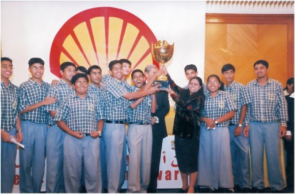Shell's Better Environment Awards, Dubai
