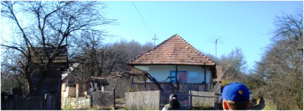 Last house in the village