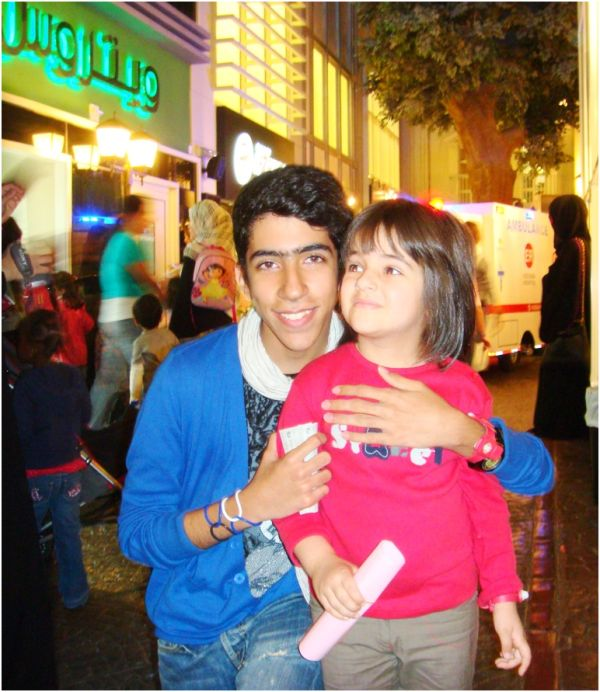 Soraya & Hammoud in Kidzania