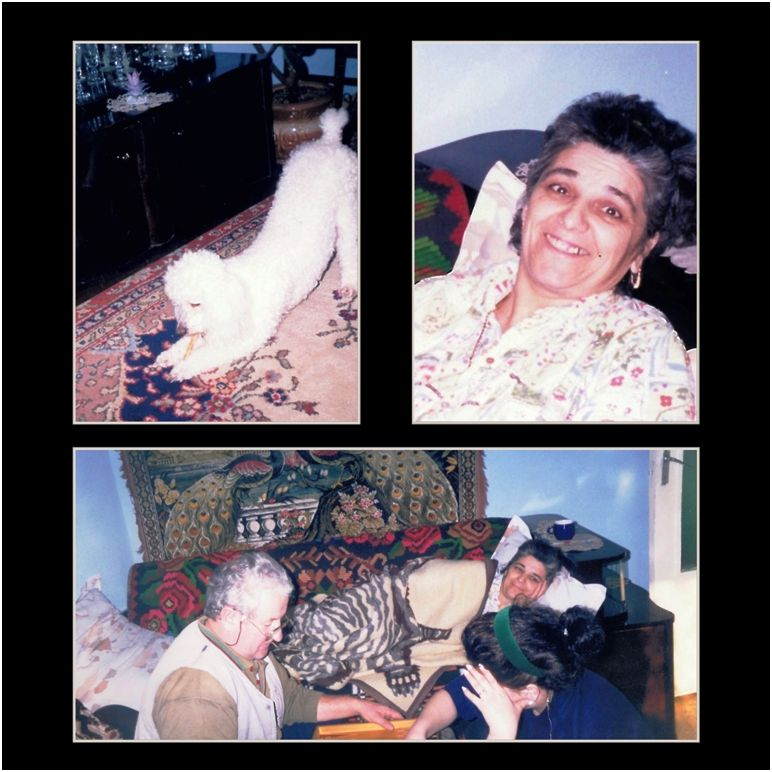 1998 12 25 Life in a Manastur Flat