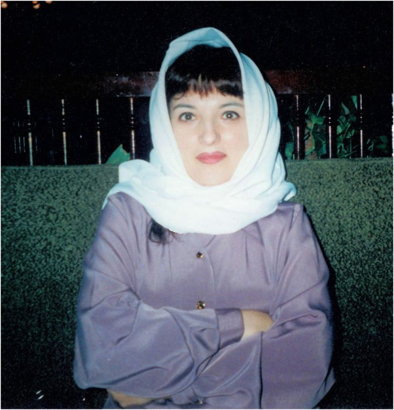 1999 09 Me at Iranian Club in Dubai