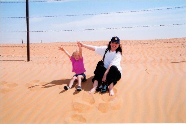 2003 03 Shell BEA - Dibba Desert Farm