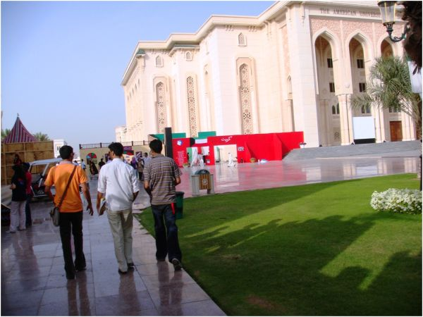 2010 04 08 American University of Sharjah (AUS)