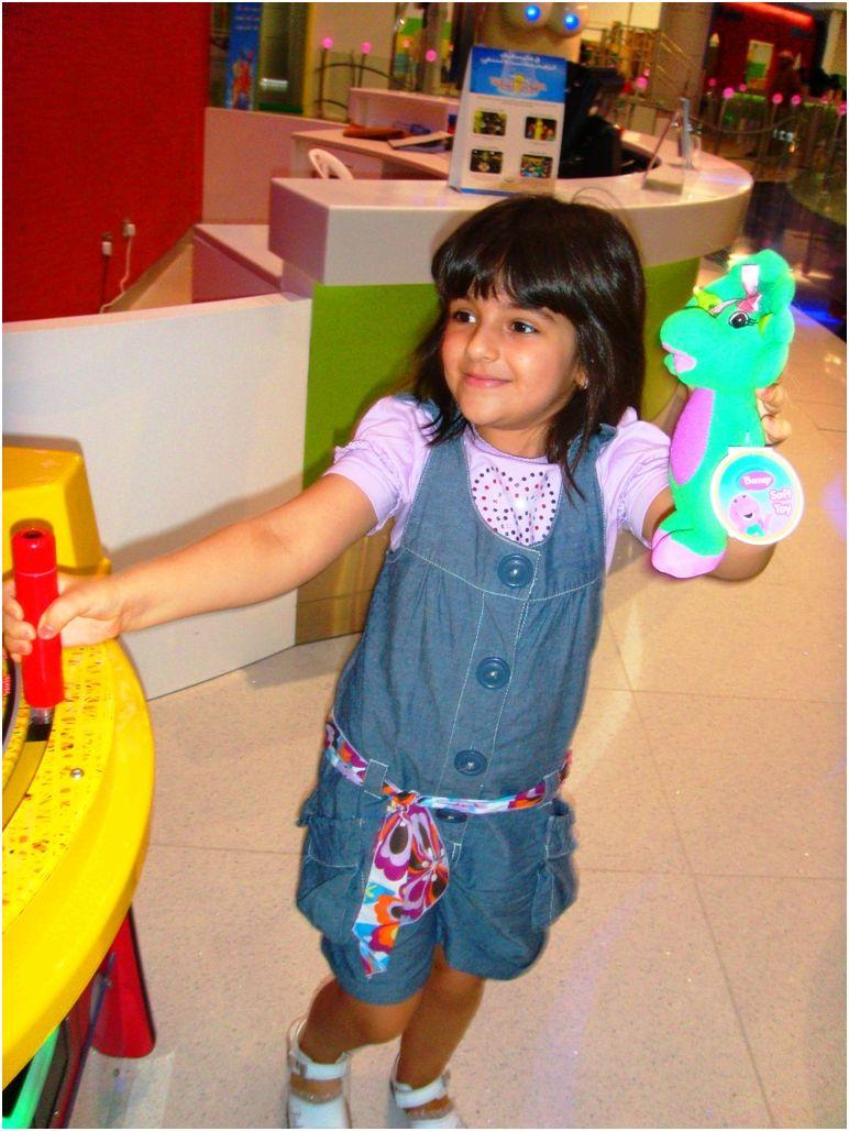 2010 07 07 Soraya @ Magic Planet, Mirdiff City