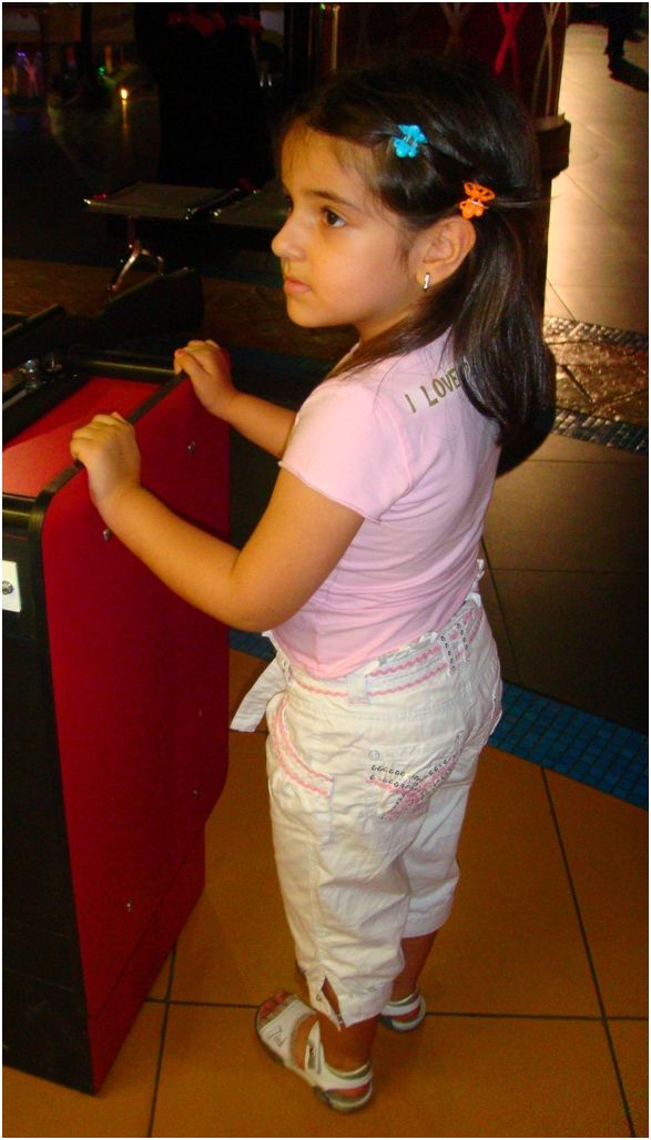 2010 07 20 Soraya @ Sega Republic, Dubai Mall