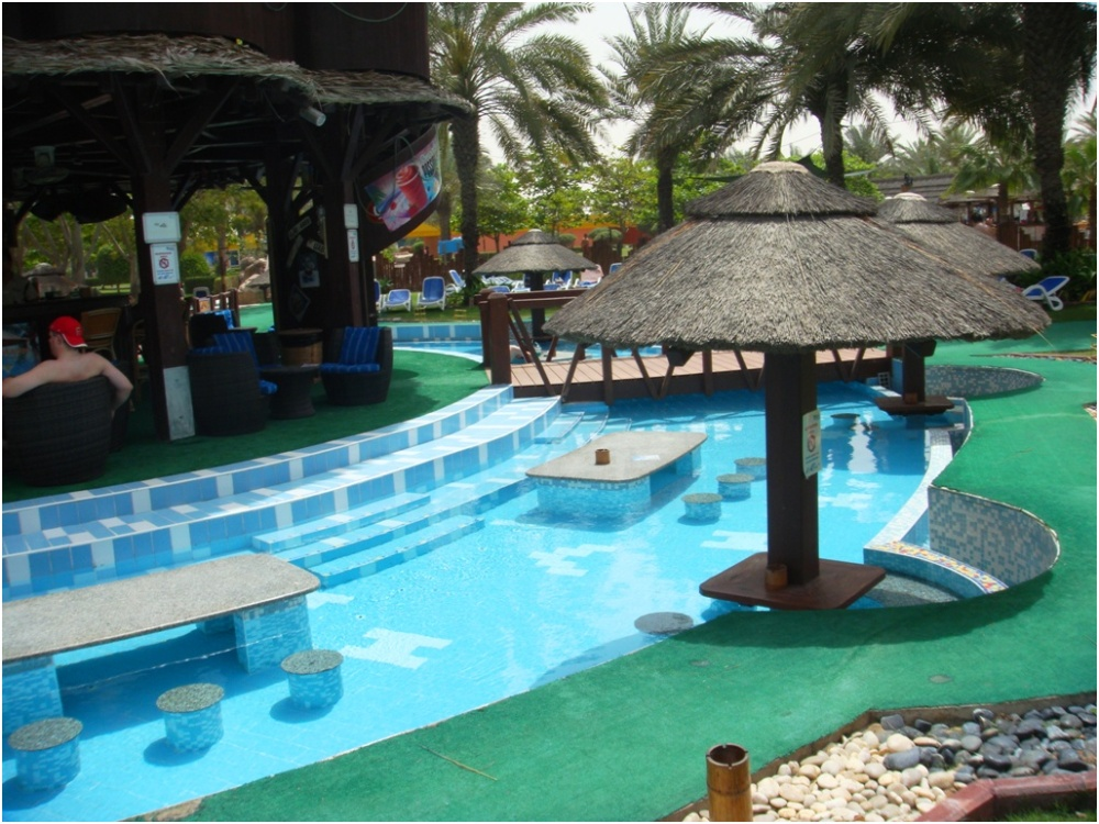 Dreamland Aquapark, UAE