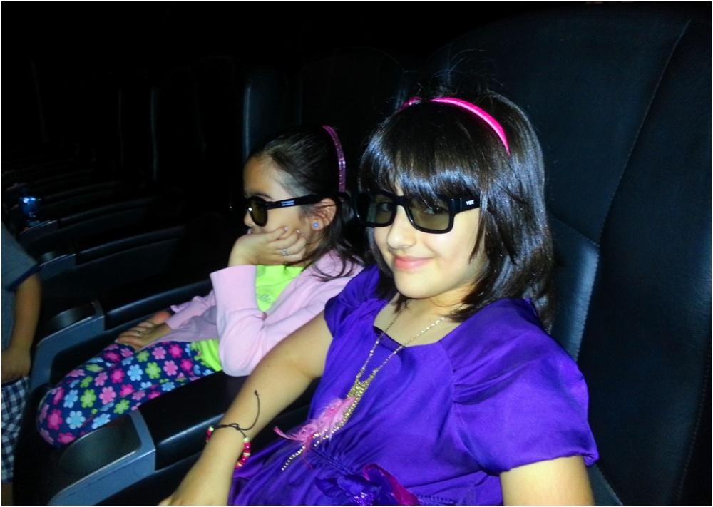 2013 03 21 Soraya & Alyssa on Mother's Day