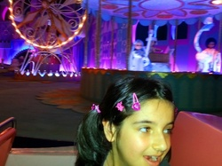 2013 07 22 Soraya at Disneyland Paris