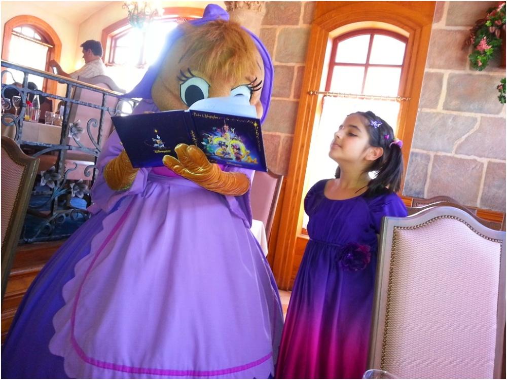 2013 07 25 Soraya in Disneyland Paris