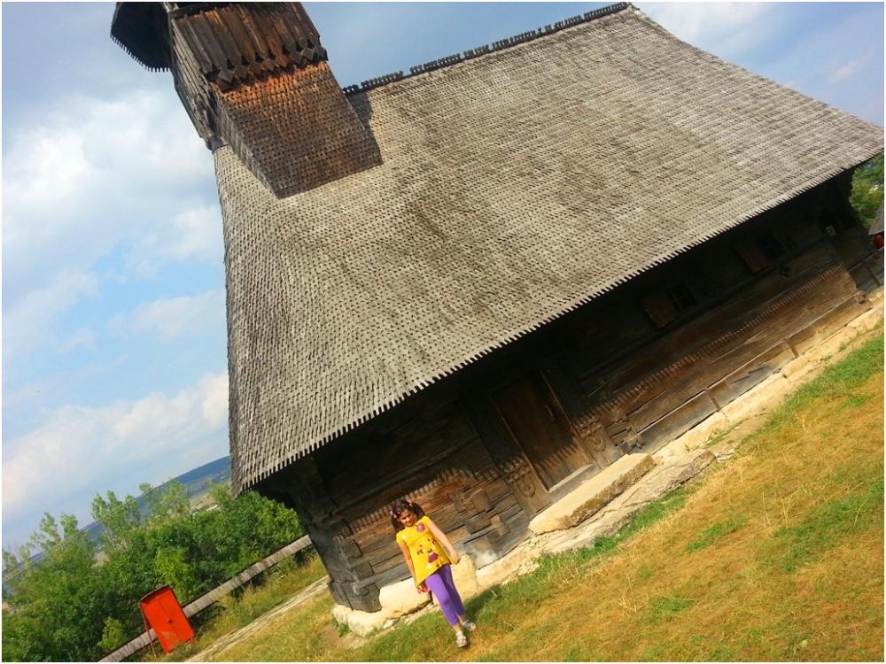 2013 08 17 Soraya at Village Museum, Cluj