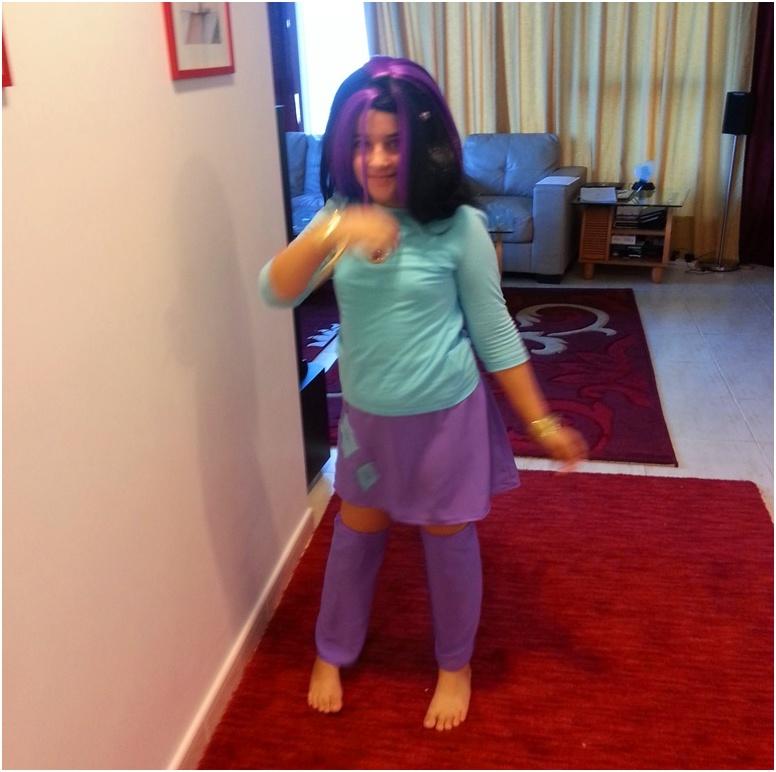 2013 11 01 Soraya & Halloween