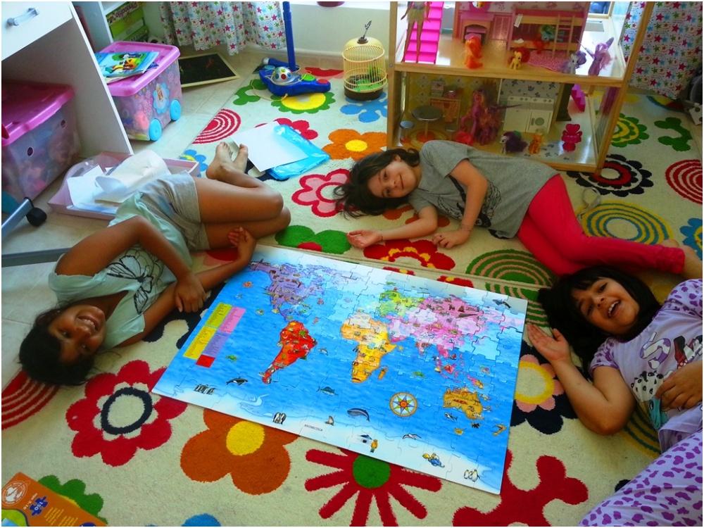 Soraya, Aariyahi and Olissa   2013 10 04