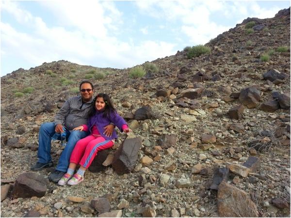 2014 01 02 Soraya & Mehrdad - Trip to Hatta