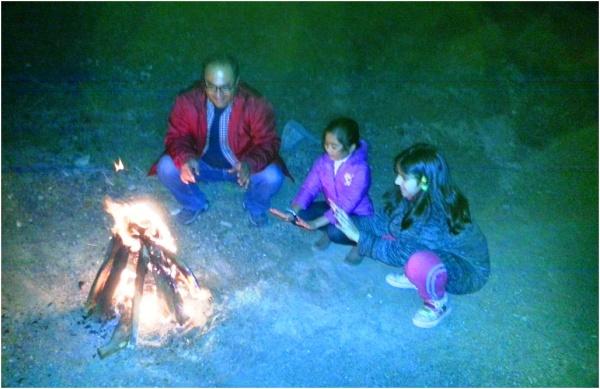 2014 01 02 Soraya, Mehrdad & Alyssa  Trip to Hatta