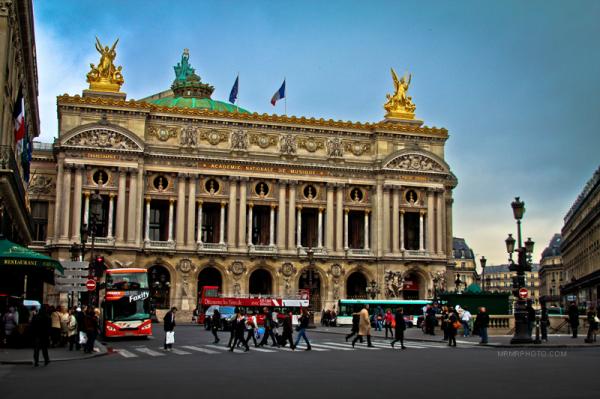 L'Opera Sq. | paris