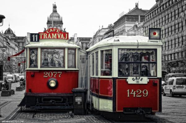 Cafe Tramvay