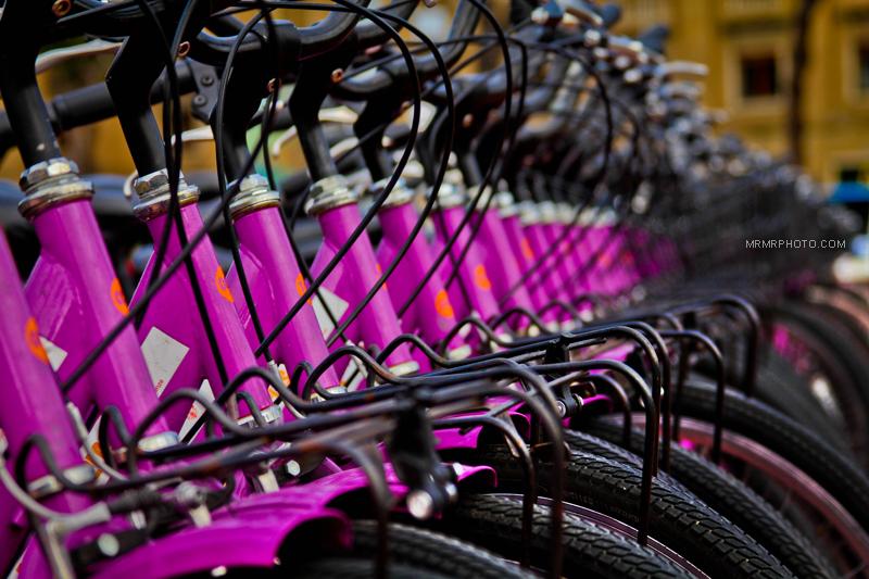 Violet Bicycles