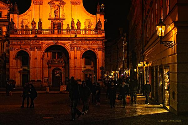 Old Twon in Prague