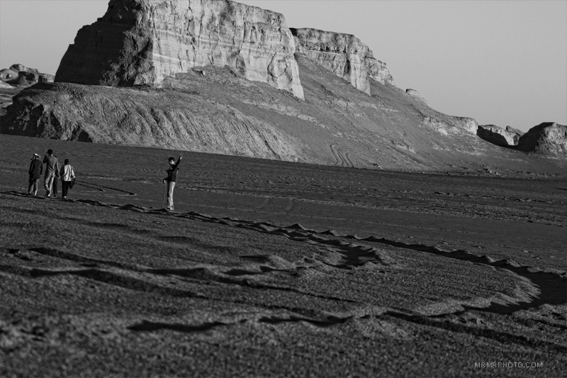Shahdad Desert  in Kerman