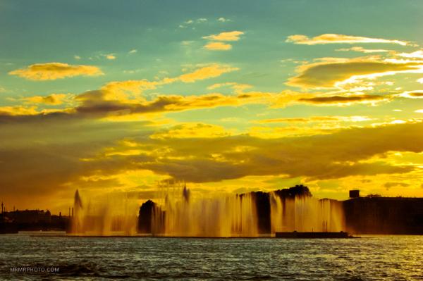 St. Petersburg Fountain