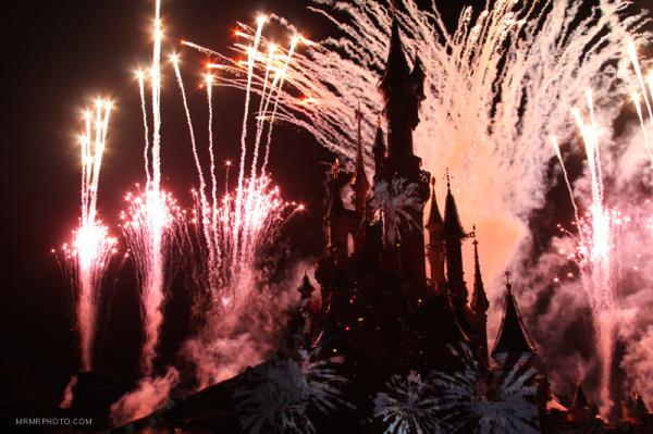 Disney Land in Paris