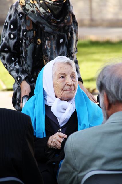 جشن تهران -زنی که مادر همه درختان است