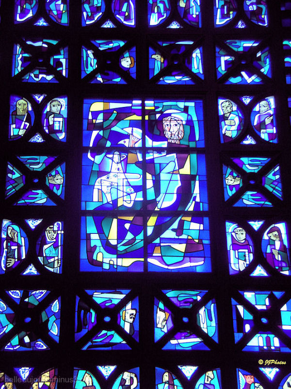 Eglise de Schaerbeek (vitrail)