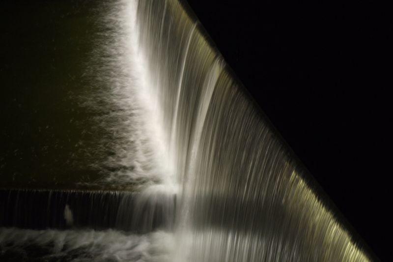 City Waterfall