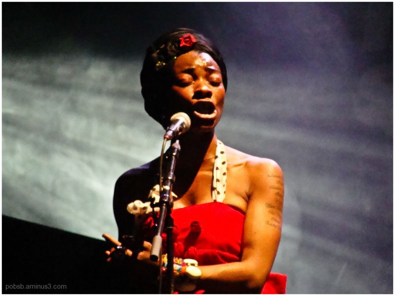 Concha Buika @ North Sea Jazz