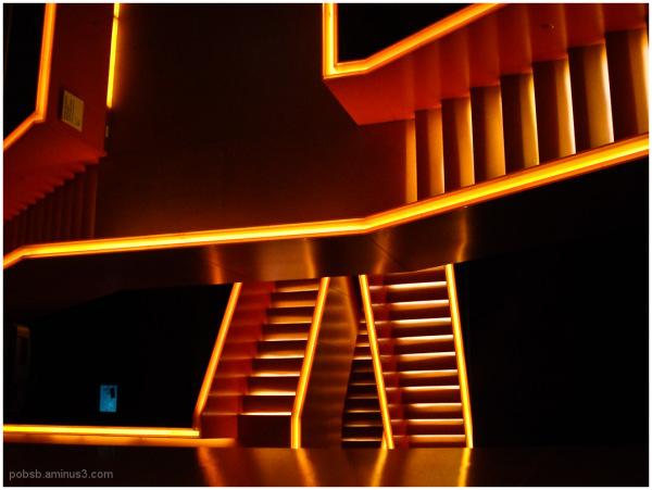 Stairs @ Ruhrmuseum - Essen