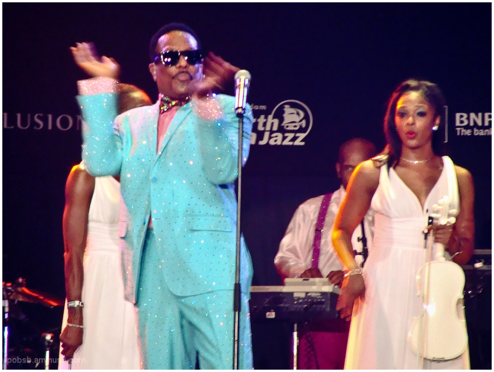 North Sea Jazz - Charlie Wilson 2
