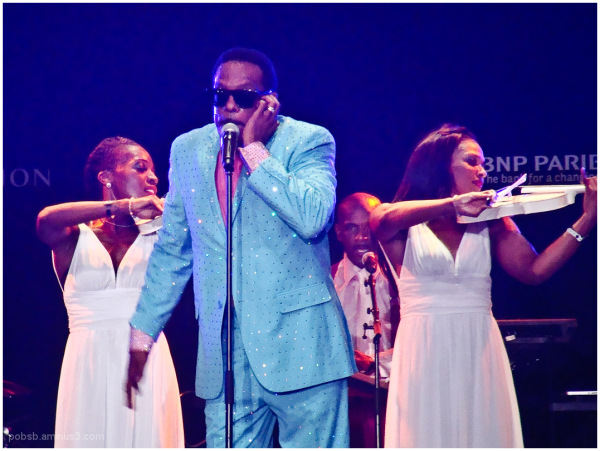 North Sea Jazz - Charlie Wilson 3