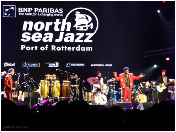 North Sea Jazz 2014: Charles Bradley