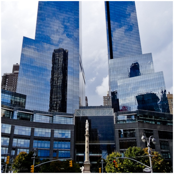 New York - beautiful reflections 1