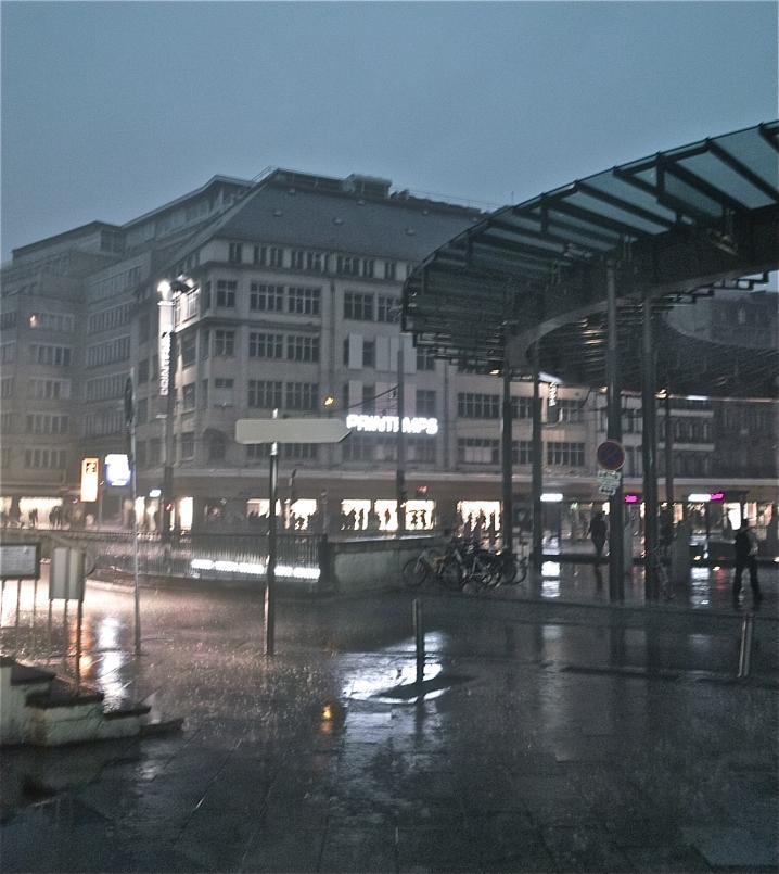 Rain / Euria