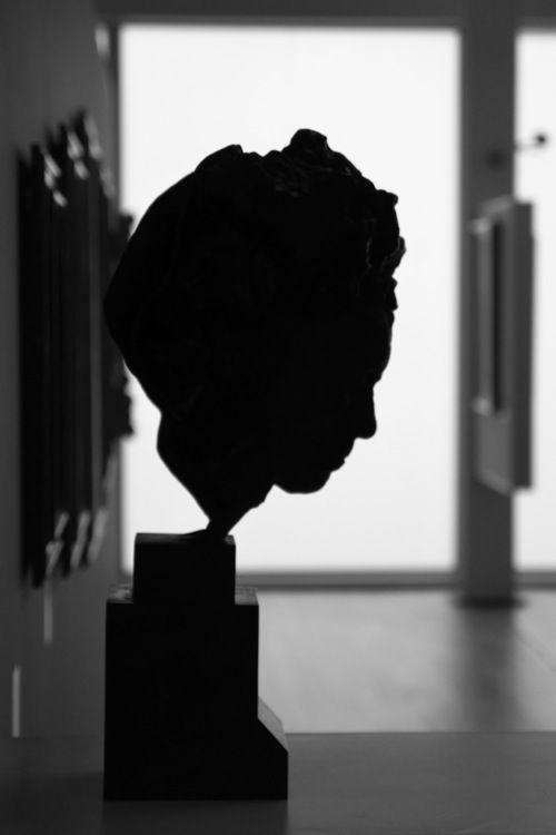 musée, statue, museum