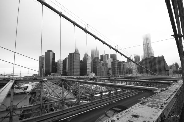 NEW YORK, brookling, bridge