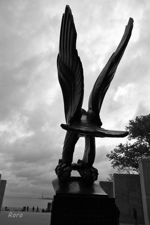 NEW YORK, war memorial