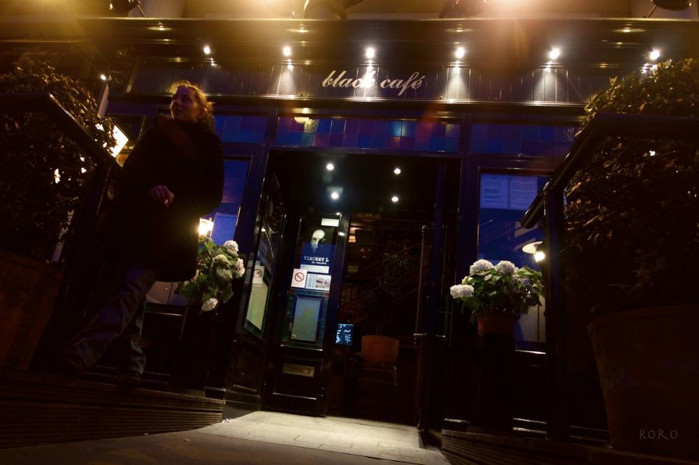 le havre, bar, nuit