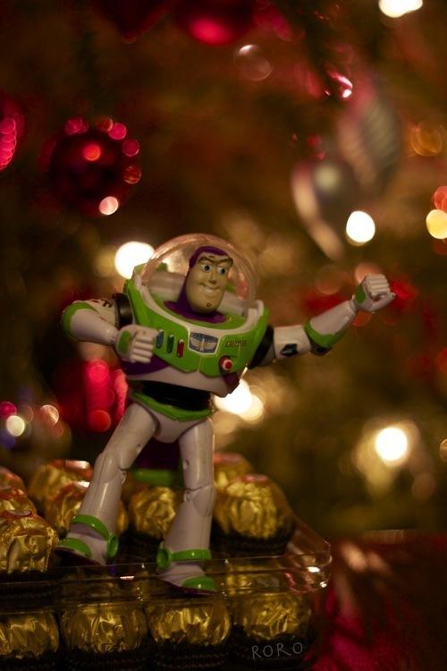 buzz l'éclair, Noel