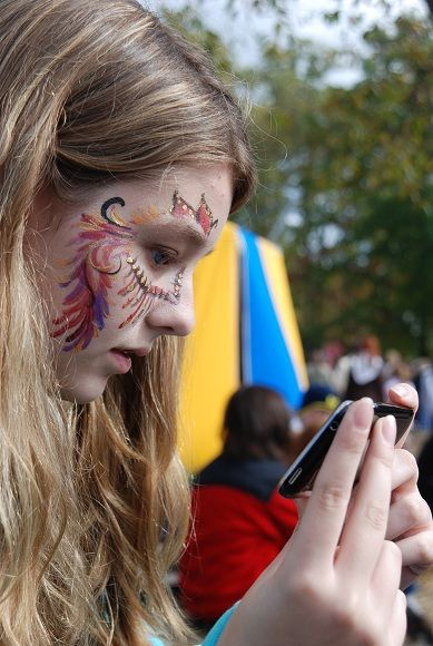 people portrait festival