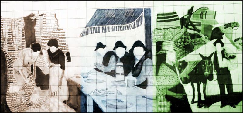 Warhol Wall Tiles