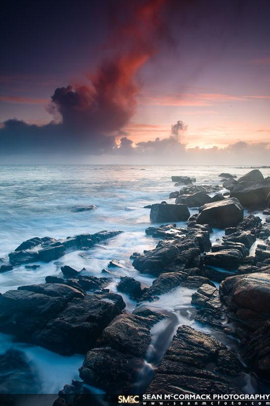 Surging Sea