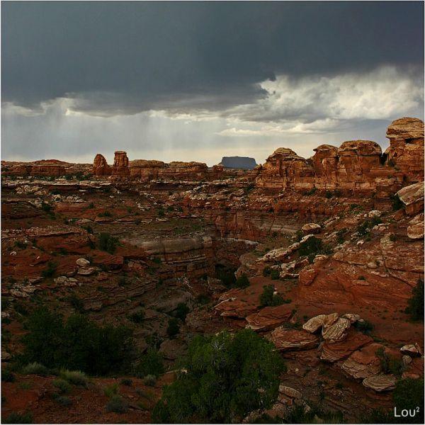 Canyonlands in Utah