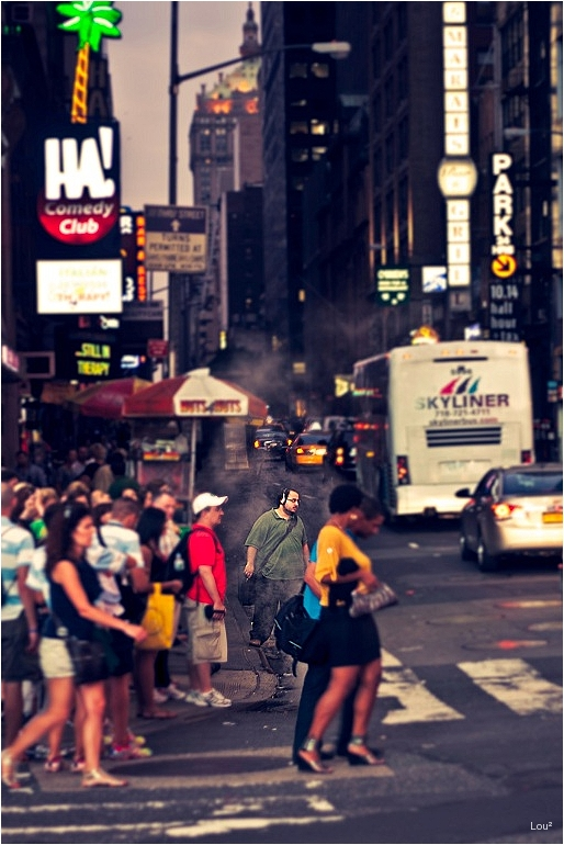 Fumes and the City