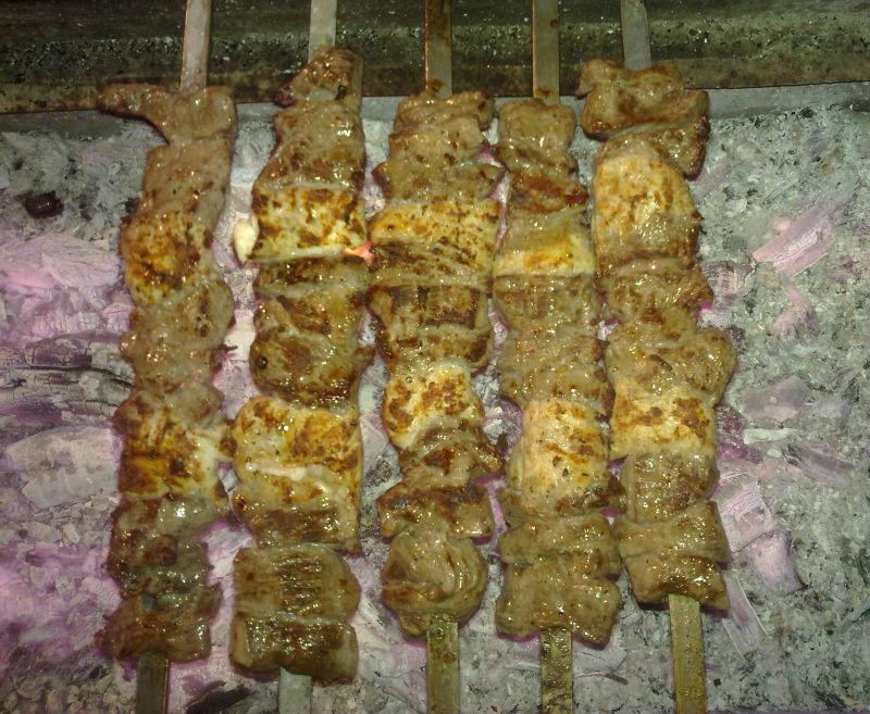 Kebab Bakhtiari !