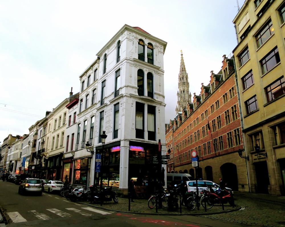Brussels Corner
